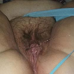 Very Wet - Big Tits, Bush Or Hairy, Amateur, BBW