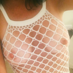 Hanging Out Alone - See Through, Amateur
