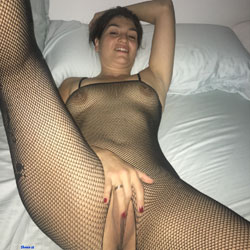 Fishnet - Wives In Lingerie, Shaved, Amateur