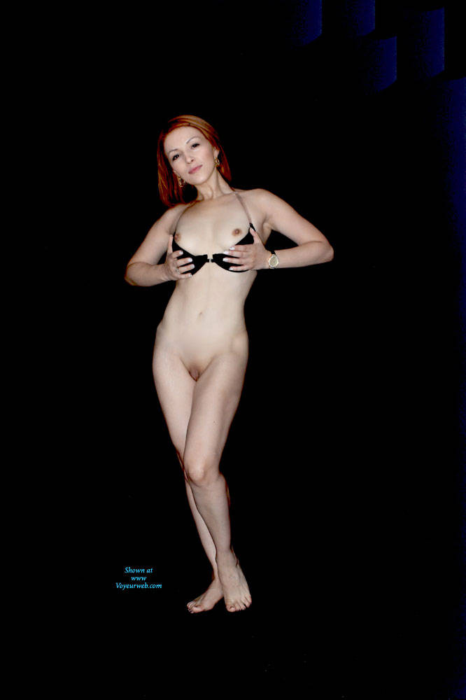 Pic #5 Just Divorced - Nude Girls, Redhead, Shaved, Firm Ass