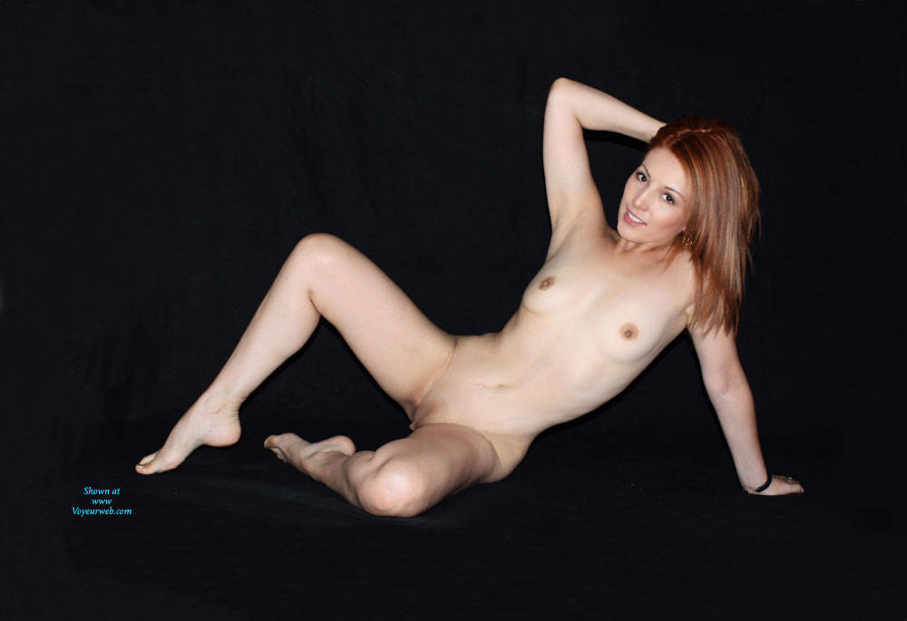 Pic #8 Just Divorced - Nude Girls, Redhead, Shaved, Firm Ass