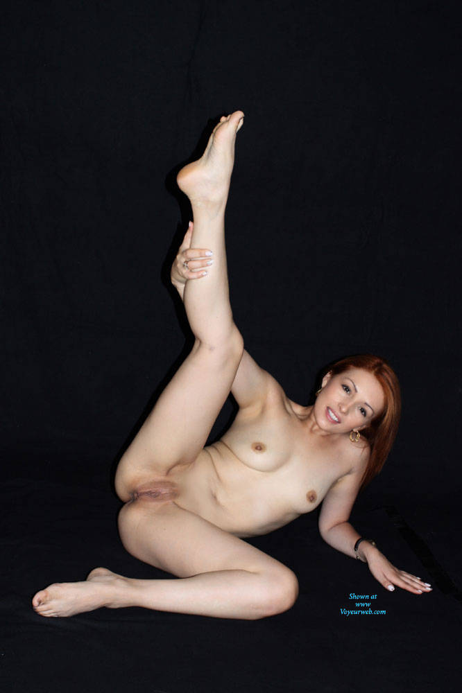 Pic #10 Just Divorced - Nude Girls, Redhead, Shaved, Firm Ass