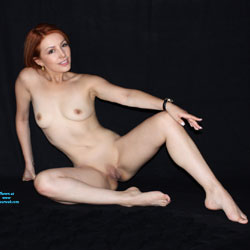 Redhead's Tempting Body - Firm Tits, Full Nude, Nipples, Red Hair, Redhead, Shaved Pussy, Hot Girl, Naked Girl, Sexy Ass, Sexy Body, Sexy Face, Sexy Figure, Sexy Girl, Sexy Legs