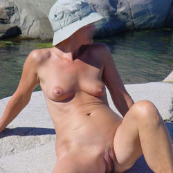 Linda From Norway Again - Nude Wives, Beach, Outdoors, Shaved, Amateur