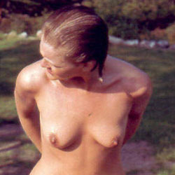 Linda From Norway Again - Nude Wives, Big Tits, Outdoors, Amateur