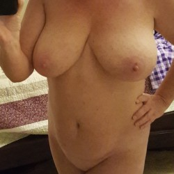 Large tits of my wife - Momma juggs