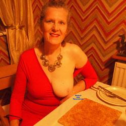 A Quiet Evening In - Big Tits, Lingerie, Mature, Amateur