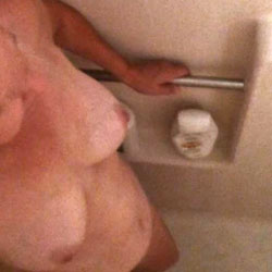 Wife In Shower - Nude Wives, Big Tits, Amateur