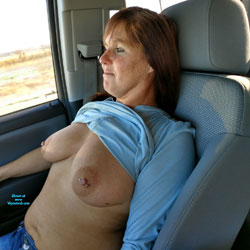 Lisa Riding - Big Tits, Brunette, Body Piercings