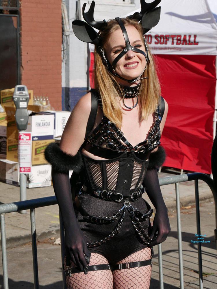Pic #1 Folsom Street Fair 2017 1 - Lingerie, Outdoors