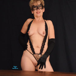 Adult Halloween  - Big Tits, Blonde, Amateur, Costume, Big Nipples
