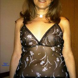 Manuela's Photos 3 - Lingerie, See Through, Amateur