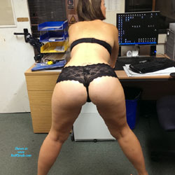 At Work - Wife/Wives, Bush Or Hairy, Amateur