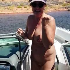 Cub Boxing  - Nude Amateurs, Big Tits, Outdoors