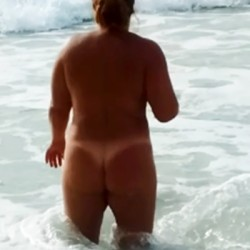 My wife's ass - Leka 40