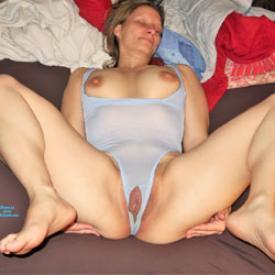 Annalise Showing Her Milf Body To You - Lingerie, Toys, Shaved
