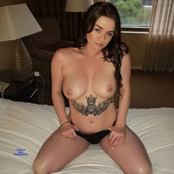 When In Rome - Big Tits, Brunette, Blowjob, Amateur, Tattoos