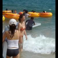 Oops @ Haeundae Beach, South Korea