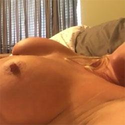 A Lady Alone - Big Tits, Amateur