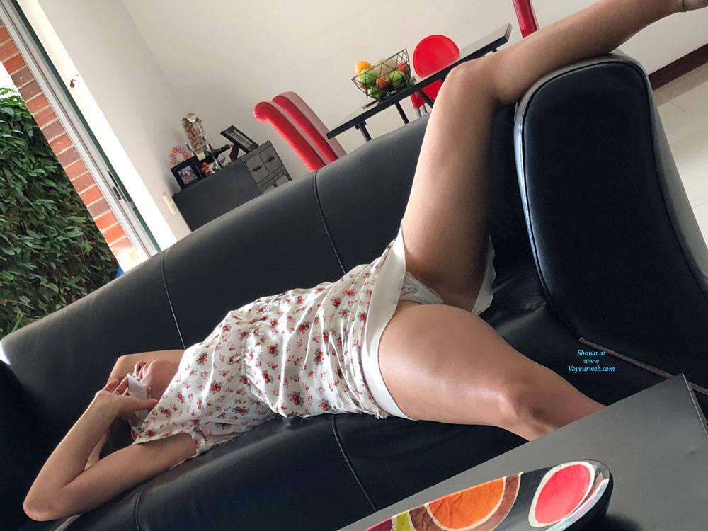 Naked asian whores foot