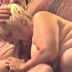 She Sucks My Cock - Brunette, Mature, Amateur