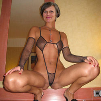Sexy Exy Sue - Brunette, Lingerie