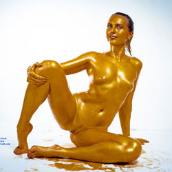 Naked Golden Lady - Artistic Nude, Full Nude, Natural Tits, Nipples, Pussy Lips, Shaved Pussy, Showing Tits, Hot Girl, Naked Girl, Sexy Body, Sexy Face, Sexy Feet, Sexy Figure, Sexy Girl, Sexy Legs, Sexy Woman, Face Sitting