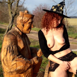 Speaking, Nude big tits witch almost