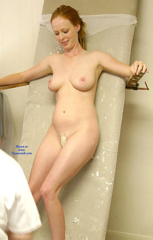Pic #1 Life Casting Classes - Nude Girls, Big Tits, Redhead