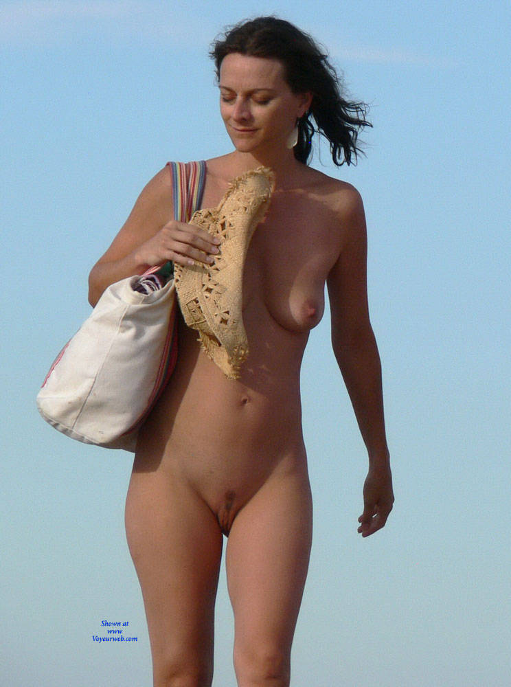 Nice shaved for naked beach about