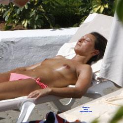What I Saw On Holiday - Nude Girls, Beach, Big Tits, Outdoors, Beach Voyeur