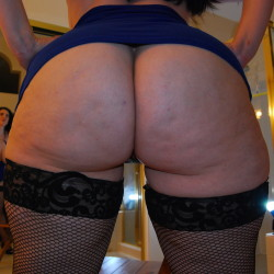My wife's ass - Mrs. Zaftig