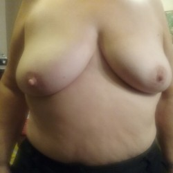 Large tits of my wife - Lynsted large tots
