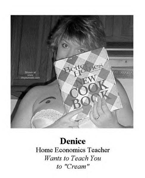 Pic #1 - Yb Ms Denice Home Ec Teacher