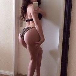 My girlfriend's ass - Kiana's Luv- Sky