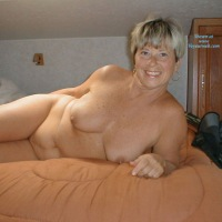 Debbie Camping in The Nude - Big Tits