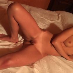 Small tits of my girlfriend - Lory!
