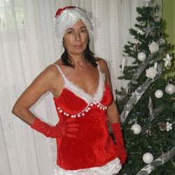 Mama Noel - Amateur, Brunette