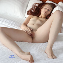 Hot Redhead Touching Pussy On Bed - Bed, Full Nude, Hard Nipple, Naked In Bed, Nipples, Pussy Lips, Red Hair, Redhead, Shaved Pussy, Small Tits, Spread Legs, Touching Pussy, Hairless Pussy, Hot Girl, Naked Girl, Sexy Body, Sexy Face, Sexy Feet, Sexy Figure, Sexy Girl, Sexy Legs, Sexy Woman, Toys, Amateur, Young Woman