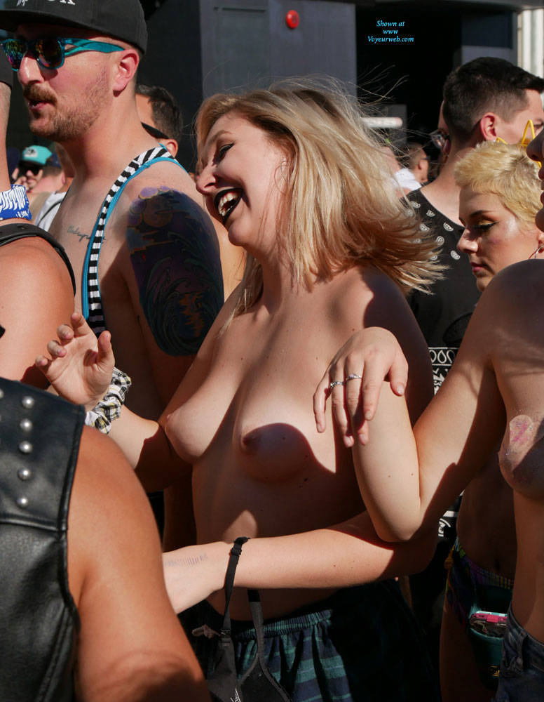 Gay street fair nude outside