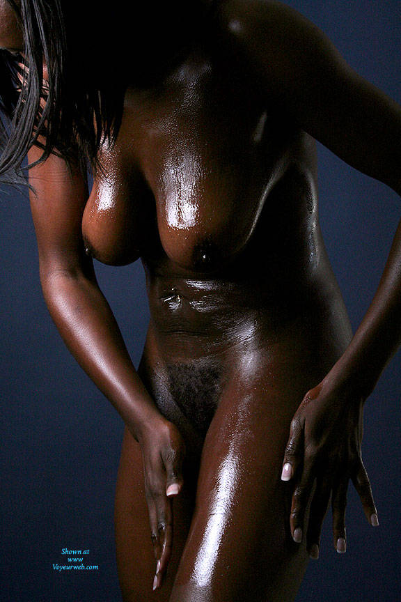 Pic #5 Studio Oiled - Nude Girls, Big Tits, Ebony