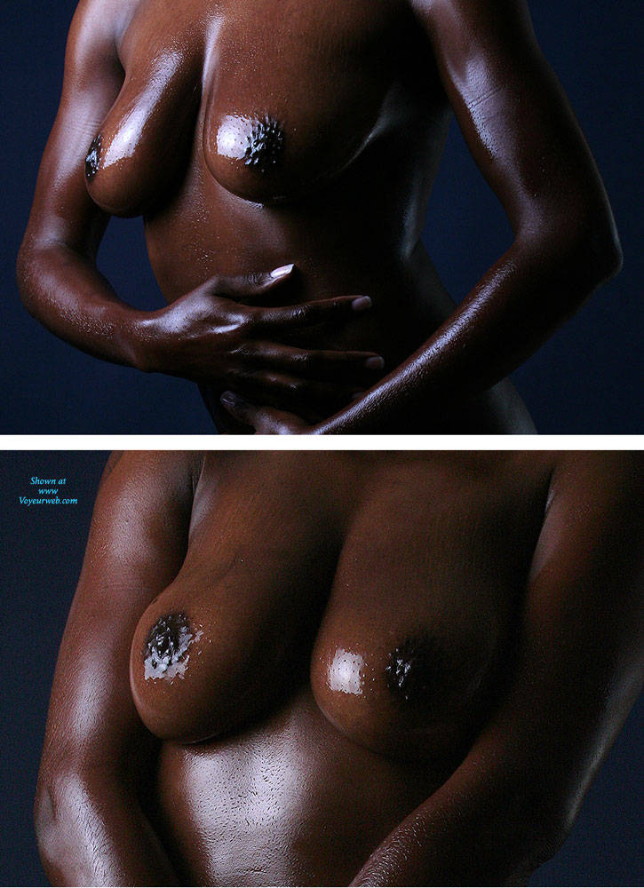 Pic #6 Studio Oiled - Nude Girls, Big Tits, Ebony