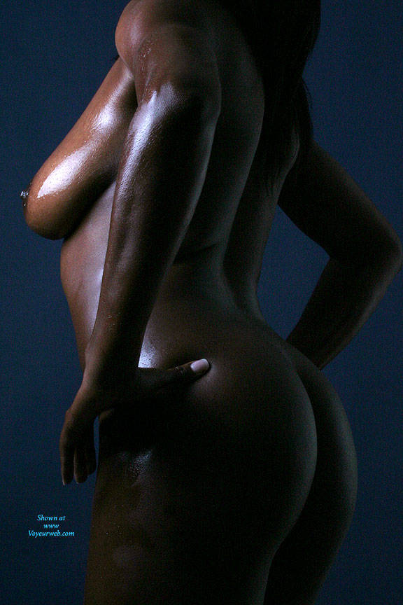 Pic #7 Studio Oiled - Nude Girls, Big Tits, Ebony