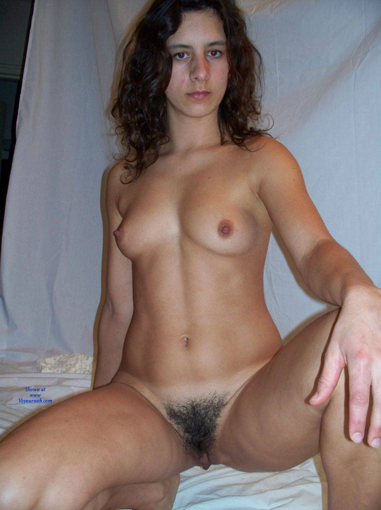 Hairy girl naked