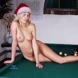 Christmans Gift  - Nude Friends, Big Tits, Blonde, Amateur