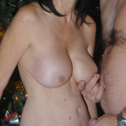Christmas Morning - Nude Amateurs, Big Tits, Shaved