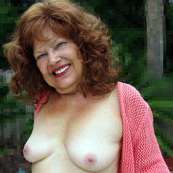 Last Spring - Big Tits, Mature, Outdoors, Redhead, Amateur