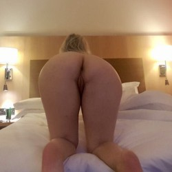 My girlfriend's ass - Kirsten