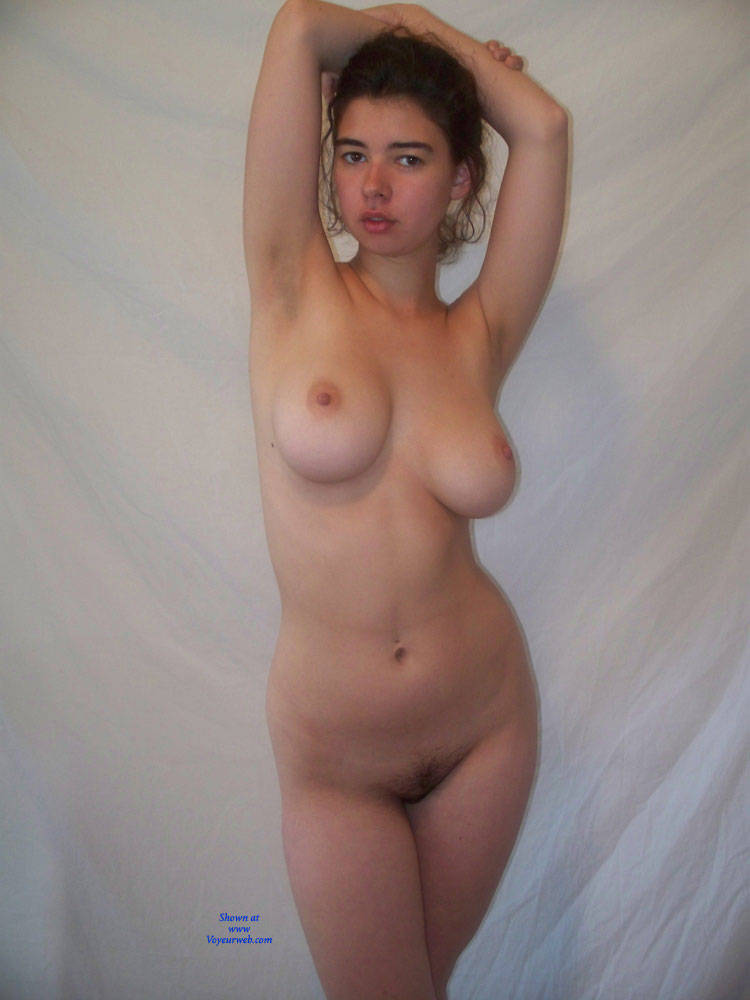 Mira, Amateur Busty Beauty Posing Nude - January, 2018 -6810