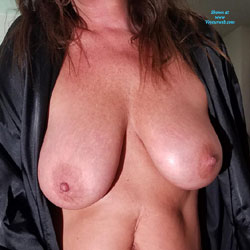 Tats, Titties And Goofin - Big Tits, Brunette, Amateur, Tattoos